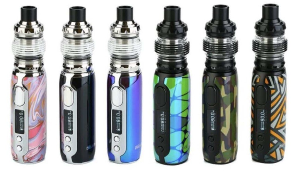Istick Rim Eleaf Melo 5 Kit